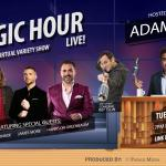 LIVE! The Magic Hour with Adam Trent